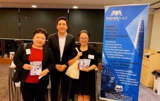 Zu Gast beim spanischen Konsulat in Hong Kong
