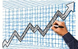 Aufschwung trotz steigender Insolvenzschäden